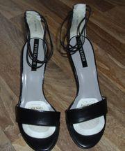 PETER KAISER Damen-Sandalette ganz aus