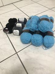 Wolle zum Stricken