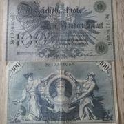 Reichsbanknoten und andere Scheine