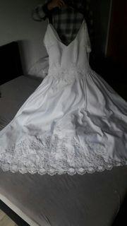 Brautkleid inklusive Zubehör