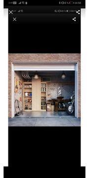 Suche nach Garage Scheune oder