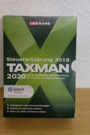 TAXMAN 2020 inkl DVD und