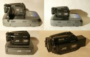 Camcorder Video Kamera JVC EVERIO