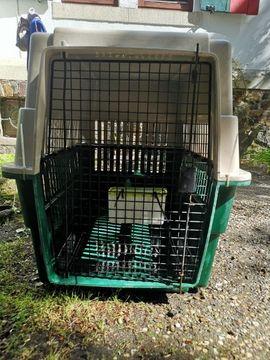 Hundebox Transport Box Flugbox Hunde L XL