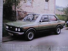 Oldtimer, Youngtimer - FIAT 132 Argenta OLDTIMER ab