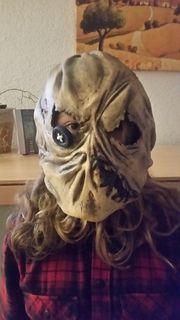 Maske des Grauens - Vogelscheuche