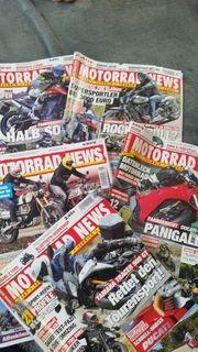 Motorrad Zeitschriften