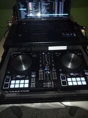 dj controller native instruments traktor
