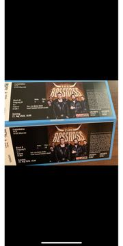 The Boss Hoss Tickets 2x