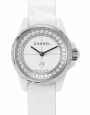 Chanel J12 H4664 Stahl Quarz