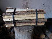 Brennholz Buscheln Ofenholz Holzofen