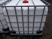 IBC Wasser Container - Box- 1000