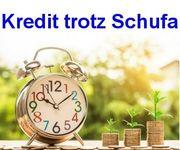 Kredit Baufinanzierung und Kreditkarte trotz