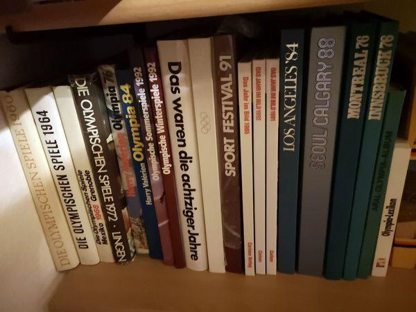 Bücher Olympische Spiele
