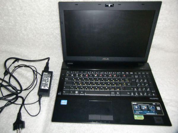Laptop ASUS komplett Bildschirmgröße 39