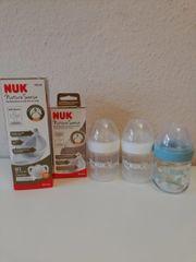 NUK Trinkflaschen 5x 150ml