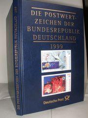 BRD-Jahrbuch 1999 postfrisch kpl