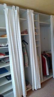Verschenke Kleiderschrank