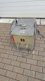 Elektroschweissgerät Zinser Schweissgerät
