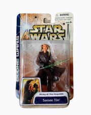 Star Wars Figur Saesee Tiin