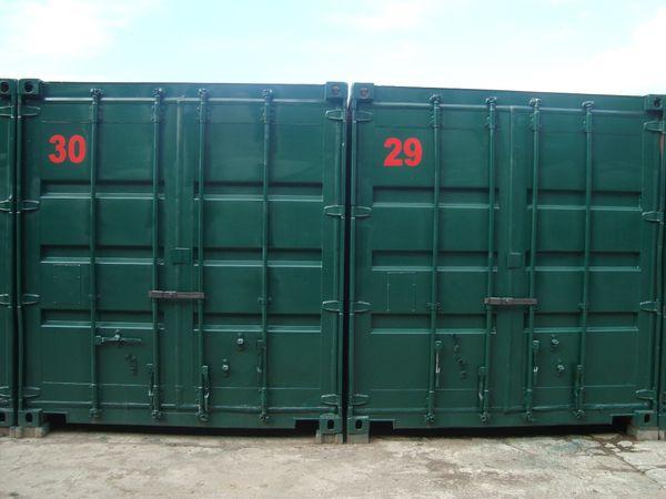 Lagerraum Lagercont 30 qm ebenerdig