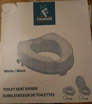Toilettensitzerhöhung 10 cm