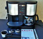 Krups Espresso Kaffee Vollautomat