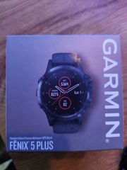 Garmin Fenix 5 Plus Saphir