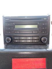 Original Autoradio VW Polo 9N3