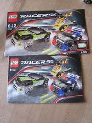 8152 Lego Racers Speed Chasing