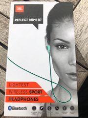 JBL reflect Mini BT mintgrün