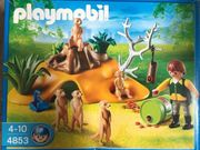 Playmobil Erdmännchenkolonie 4853