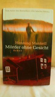 Henning Mankell Mörder ohne Gesicht