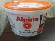 Alpina Gipskartonfarbe 2in1