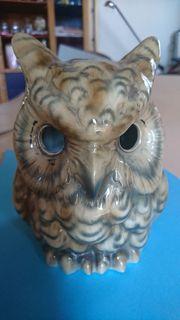 Keramik Eule
