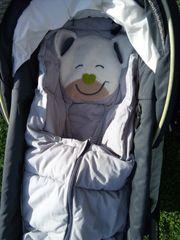 Mucki Schlafsack für Kinderwagen und