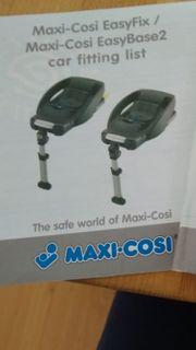 Maxi cosi Auto Adapter