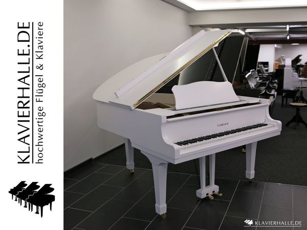 Yamaha Flügel G2 173cm weiß