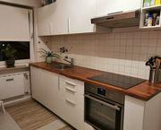 IKEA Küche weiß Häggeby