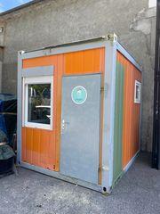 Container Büro Werkstatt Gartenhaus