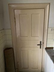 Antike Zimmertüren und Zargen von