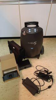 Verkaufe mobilen Sauerstoffkonzentrator Eclipse 5