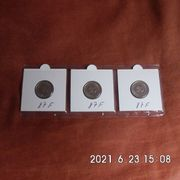 DM 50 Pfennig 1987 Stempelglanz