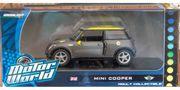 Greenlight Mini Cooper Motor World