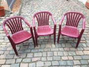 Gartenstühle Plastikstühle Stühle Garten 3