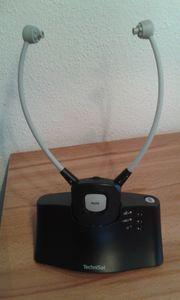 Funk-Kopfhörer von Techni Sat