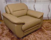 Leder Sessel In hochwertiger Verarbeitung