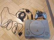 PS 1 inkl Controller und