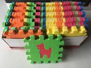 Moosgummi Puzzle
