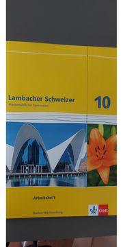 Lambacher Schweizer Mathematik 10 Ausgabe
